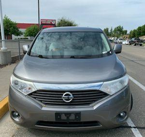 2012 Nissan Quest S for Sale in Oakdale, CA