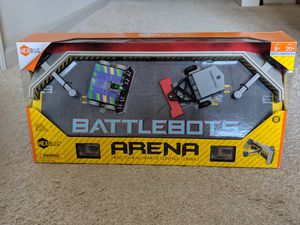 Hegbugs BattleBots Arena for Sale in Morrisville, NC