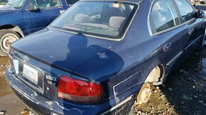 2002 Hyundai sonata GLS v6 parting out for Sale in Woodland, CA