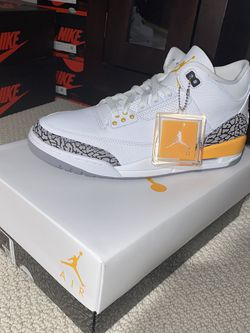 Air Jordan 3 'Laser Orange' Sz 10M/11.5W for Sale in Atlanta,  GA