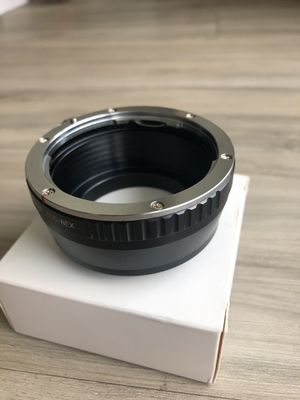 Canon EF to Sony E mount lens adapter for Sale in Tampa, FL