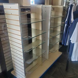 Display shelf, card racks, display case for Sale in Hemet, CA