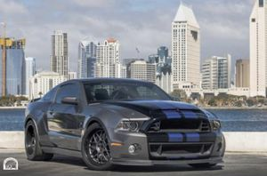 2013 FORD MUSTANG SHELBY GT500 for Sale in National City, CA