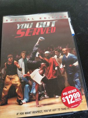 You got served DVD for Sale in Seattle, WA