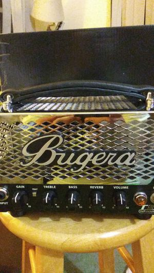 BUGERA - INFINIUM T5/TUBE AMPLIFIER HEAD for Sale in Pompano Beach, FL