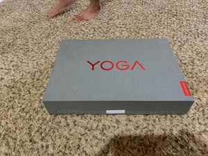 Lenovo Yoga 730 - Box only - No Laptop for Sale in Irving, TX