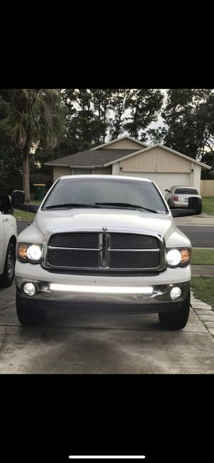 Dodge Ram 1500 2002 Stick-shift for Sale in Kissimmee, FL