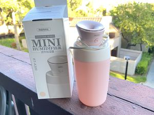 Portable Mini USB Humidifier for Sale in San Mateo, CA