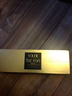 Soleil flat iron for Sale in Anaheim, CA