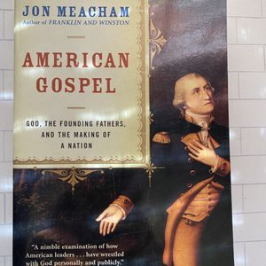 American Gospel - God, The Founding Fathers And The Making Of A Nation for Sale in Los Angeles, CA