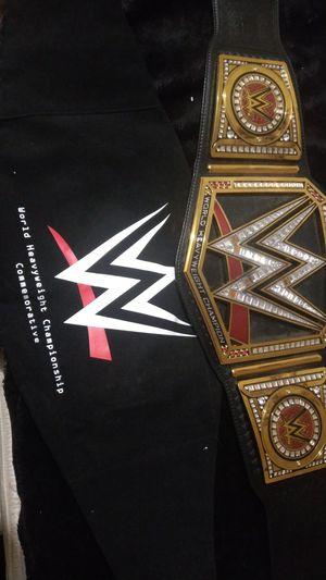 Adult WWE belt new for Sale in Phoenix, AZ