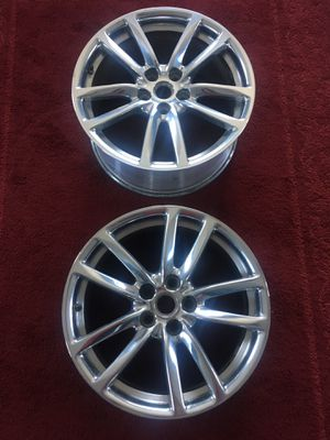 2014 Chevy SS Rims for Sale in Braintree, MA