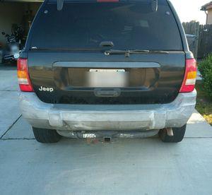 2001 Jeep Cherokee Laredo for Sale in Sanger, CA