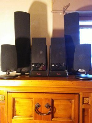 Rocketfish and Klipsch Speakers for Sale in Manteca, CA