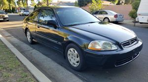 1997 HONDA CIVIC EX 5-SPEED 2DR 153K for Sale in San Fernando, CA