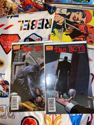 The boys comic books! for Sale in Las Vegas, NV