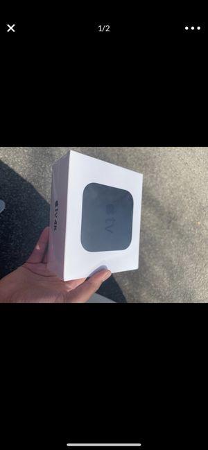Apple TV 4K for Sale in Greensboro, NC