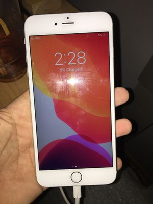 iphone 6s plus for Sale in Columbus, OH