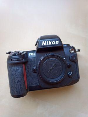Nikon f100 film camera mint for Sale in Playa del Rey, CA