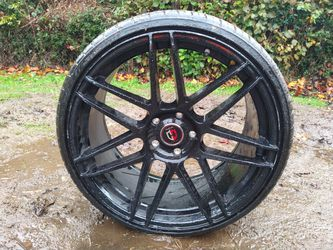 "Curva concept C300 22"" rims for Sale in Seattle,  WA"