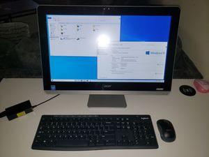 Acer Aspire Z, Pentium Quad-Core, 8GB, 500GB SSD for Sale in Lebanon, PA