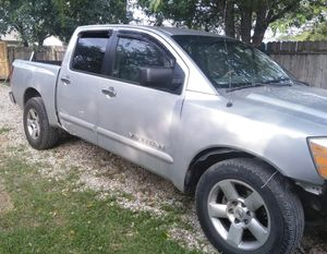 18 INCH OEM ORIGINAL NISSAN TITAN AND ARMAD RIMS AND TIRES for Sale in Grand Prairie, TX