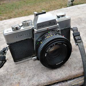 Minolta SRT200 35 mm for Sale in Marshall, TX