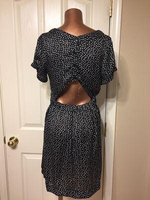 Bar III♥️polka dots dress size Medium for Sale in Maricopa, AZ