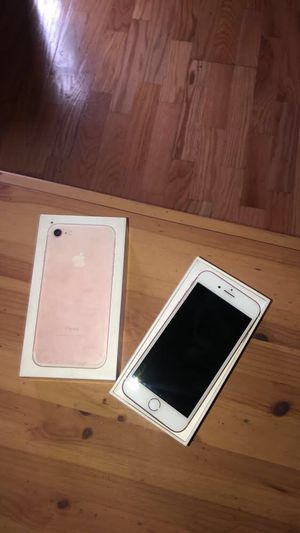 iPhone 7 32gb ROSE GOLD on sale $159 for Sale in Sandy Springs, GA