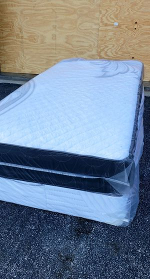 NEW TWIN MATTRESS AND BOX SPRING SET for Sale in Boynton Beach, FL