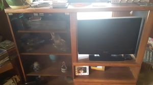 Entertainment center for Sale in Brethren, MI