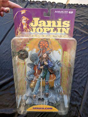 Janis Joplin action figure for Sale in San Diego, CA