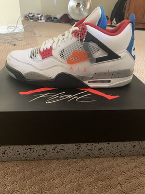 Jordan 4 What The Size 13 for Sale in Denver, CO