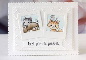 29pc Best Friends Stamp & Die Set (READ) for Sale in Elizabethton, TN