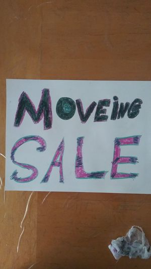 Moving SALE for Sale in Artesia, CA