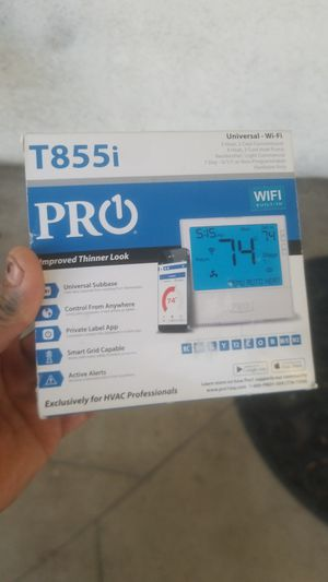 Thermostat (smart wi-fi thermostat) for Sale in Burbank, CA