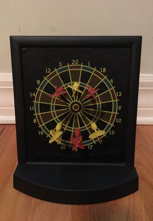Desktop magnetic dartboard for Sale in Tampa, FL