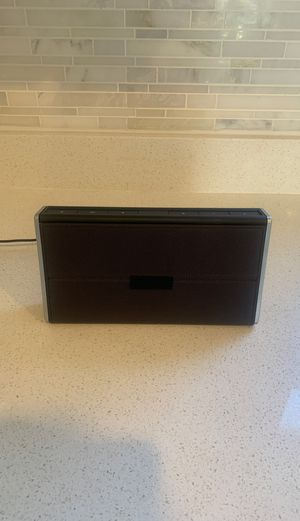 BOSE Soundlink Bluetooth Speaker for Sale in Alexandria, VA