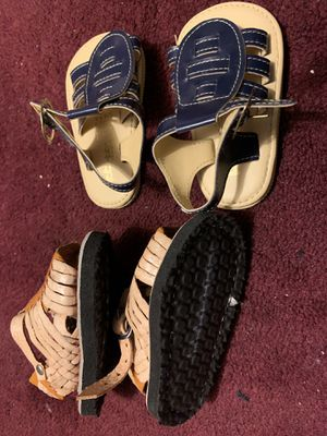 Baby sandals for Sale in Riverside, CA