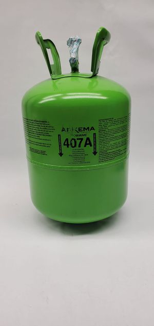 Refrigerant R-407A 25 Lbs New Factory seal Arkema for Sale in Miami, FL