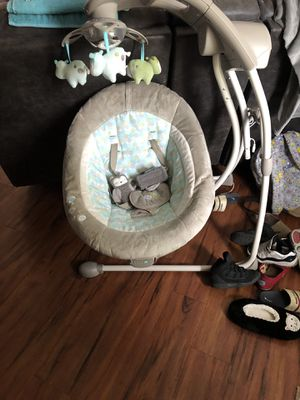 Baby swing ingenuity for Sale in Denver, CO