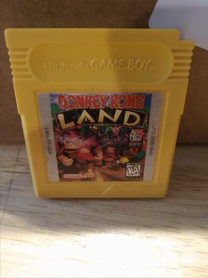 Nintendo Gameboy Game Donkey Kong Land for Sale in Vancouver, WA