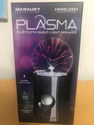 Bluetooth magic - light speaker for Sale in Charlotte, NC