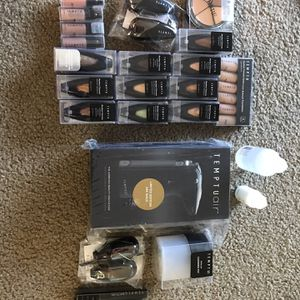 Temptu Air brush limited time gold full set for Sale in Los Angeles, CA