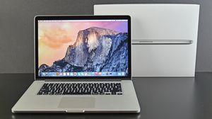 2015 Macbook Pro Retina 256 GB 16 GB RAM for Sale in Beverly Hills, CA