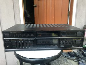 Fisher Studio Standard AM/FM Stereo Receiver RS-882 for Sale in Kent, WA