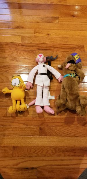 Boomerang Cartoon Plushies for Sale in Spring Valley, NY