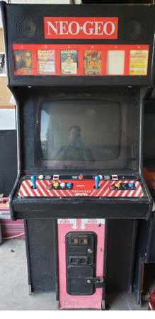 Neo Geo 6 slot arcade for Sale in Fort Worth, TX