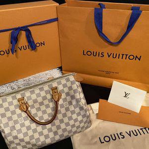 Authentic Speedy 30 Louis Vouitton for Sale in Houston, TX