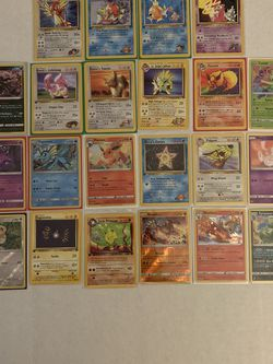 Lot Of 22 Pokemon Cards for Sale in Soledad,  CA